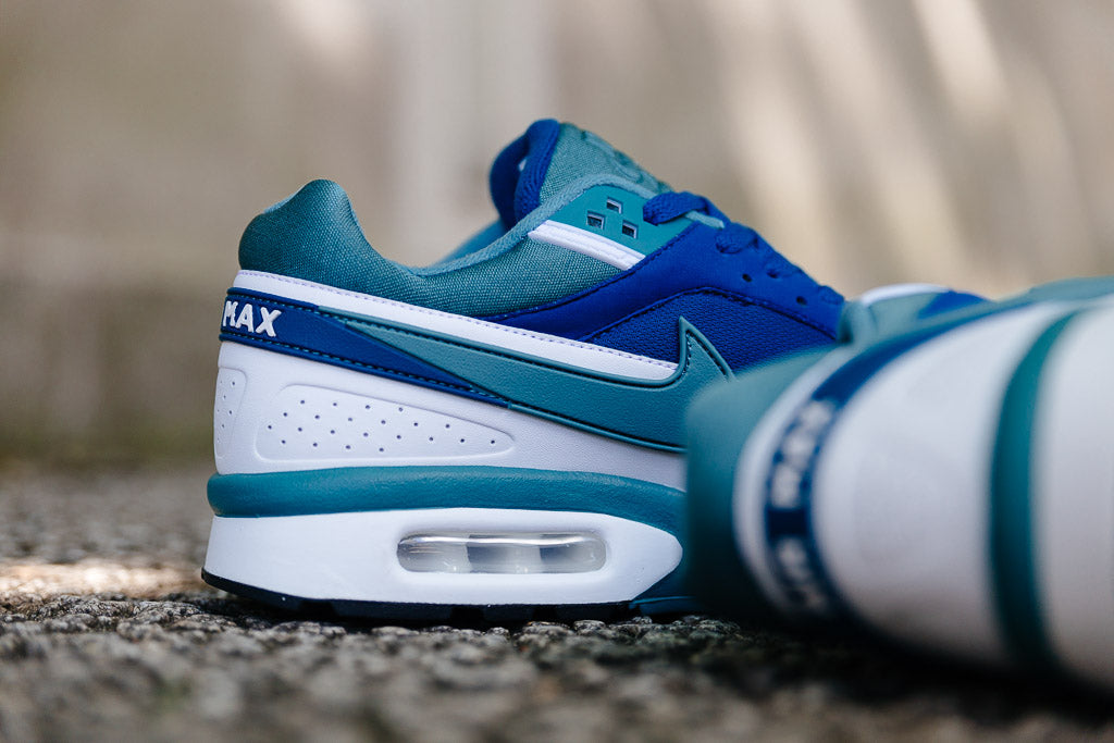 0b3765c3ba Nike Air Max BW OG Marina Blue available NOW with Soleheaven ...