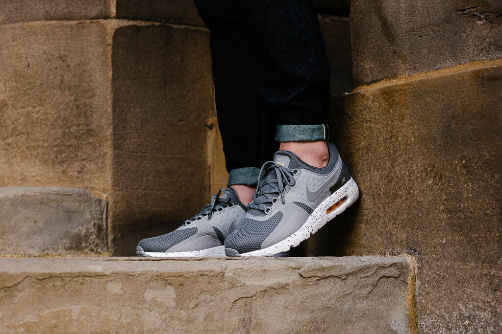 Nike Air Max Zero Premium 881982-001 in Tumbled Grey available to buy at Soleheaven now!