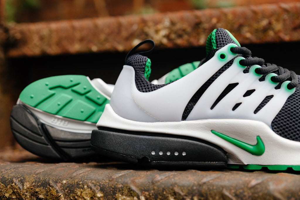 Nike Air Presto Essential 'Pine Green' Available from Soleheaven