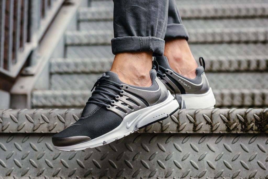 Nike Air Presto Premium Metallic Hematite available to buy at Soleheaven