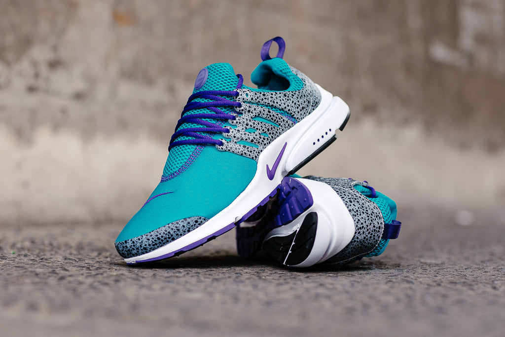 Nike Air Presto QS in Turbo Green / Court Purple / Pure Platinum available to buy at Soleheaven