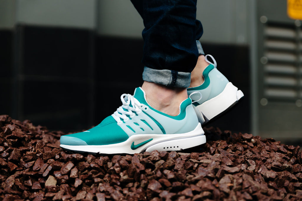 Nike Air Presto Rio Teal Available from Soleheaven.