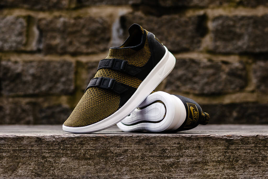 Nike Sock Racer in Olive Flak available to buy at Soleheaven