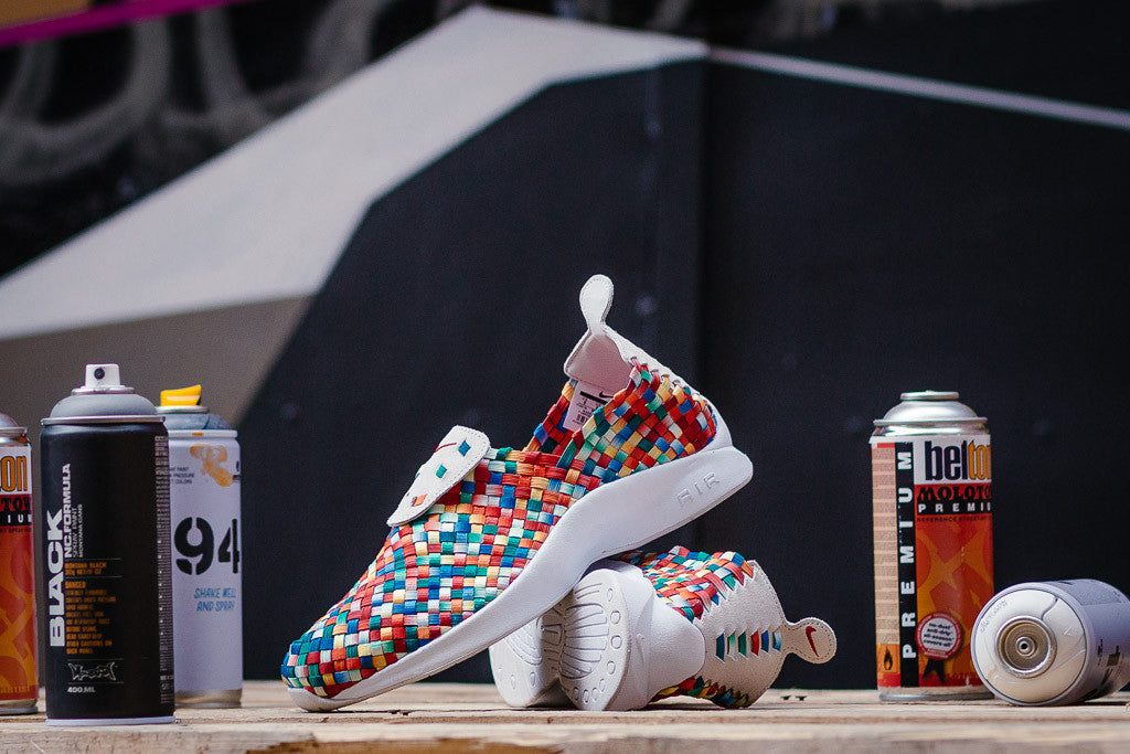 In Commemoration Of The Nike Air Woven