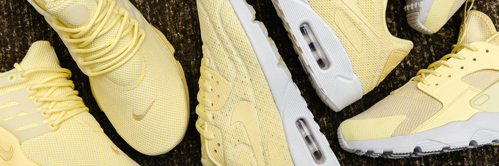 Nike Ultra BR Lemon Chiffon Pack available now to buy at Soleheaven