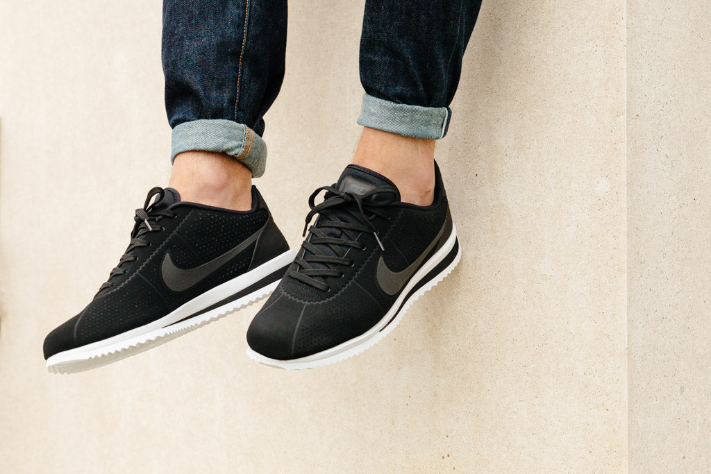 Nike Cortez Ultra Moire black/white/grey