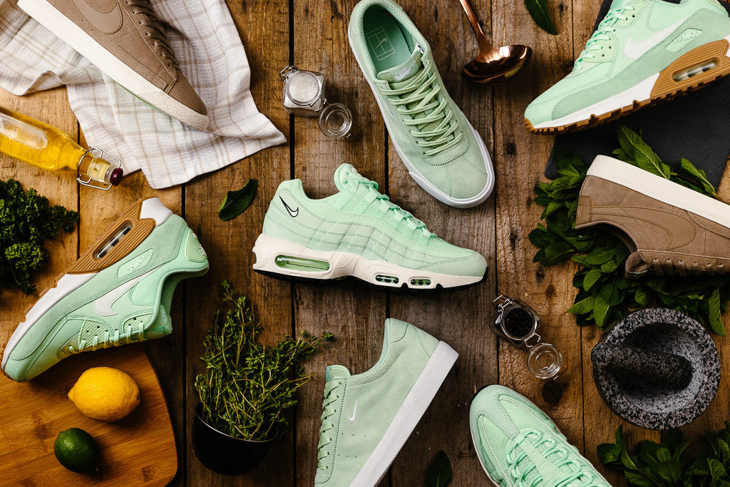 Nike Fresh Mint Pack available now at Soleheaven