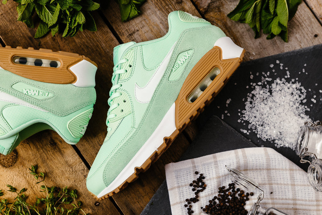 Nike Air Max 90 Fresh Mint available to buy now at Soleheaven