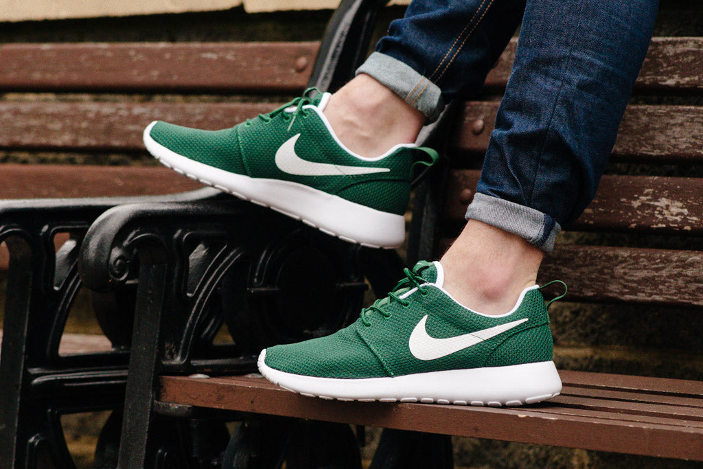 Gorge Green Roshe Run available NOW with Soleheaven