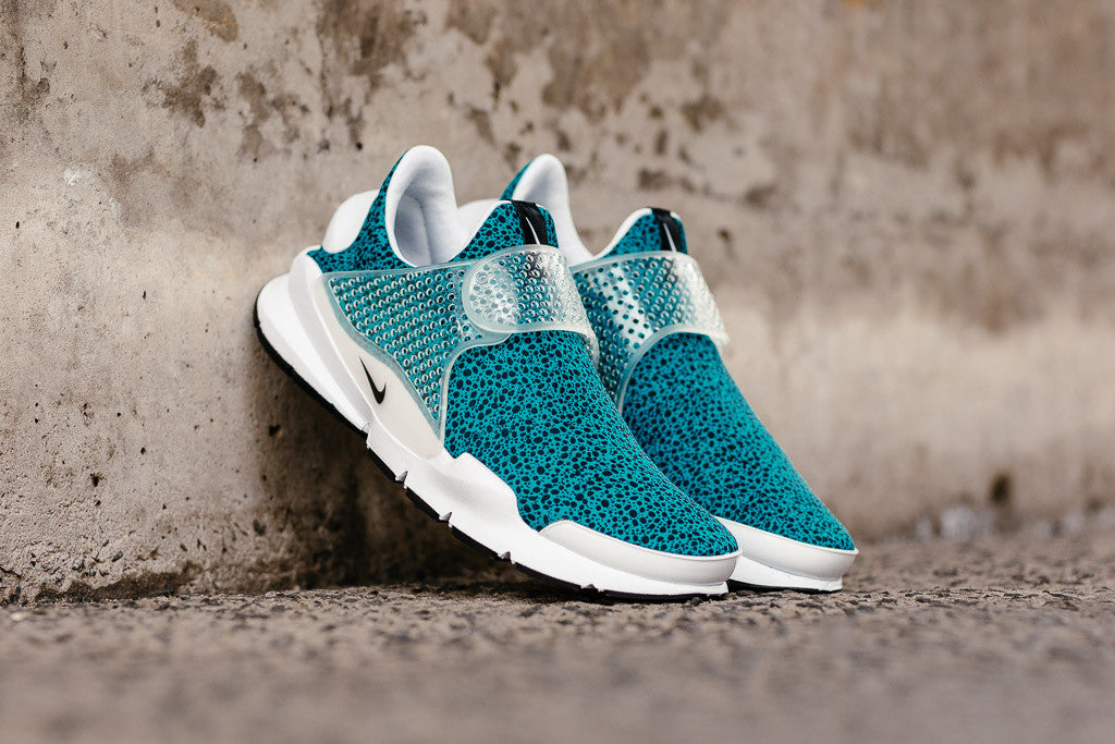 Nike Sock Dart QS in Turbo Green / Black / White available to buy at Soleheaven