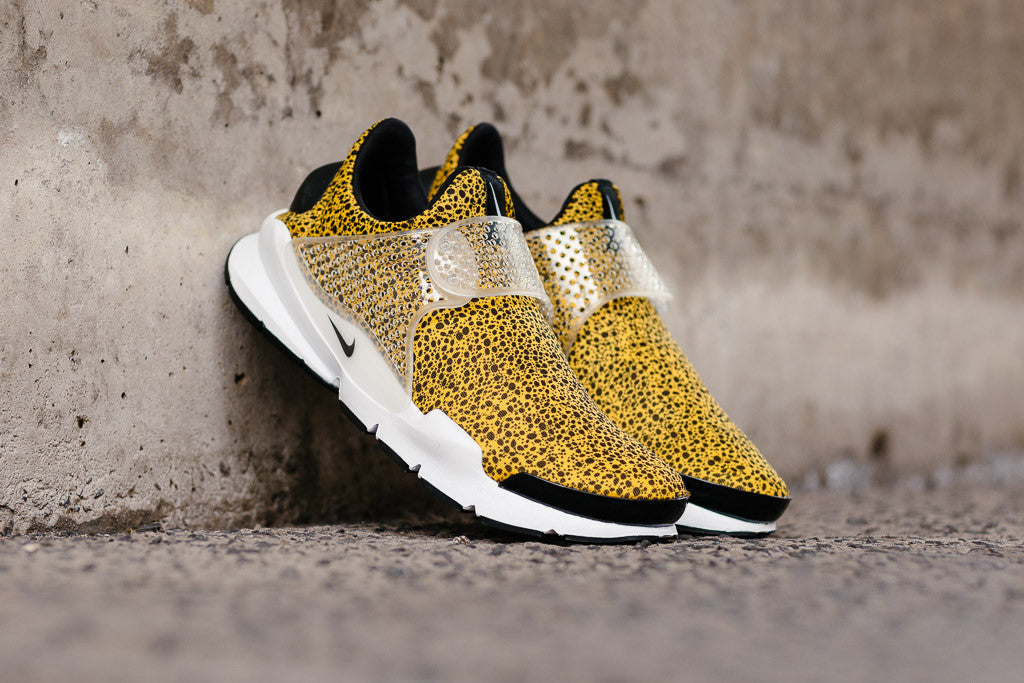 Nike Sock Dart QS in University Gold / Black / White available to buy at Soleheaven