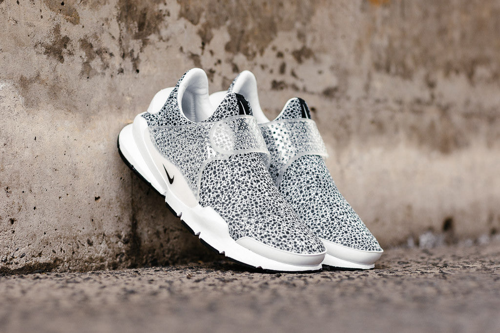 Nike Sock Dart QS in White / Black available to buy at Soleheaven