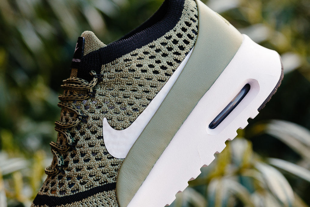 Nike Air Max Thea Flyknit available at Soleheaven