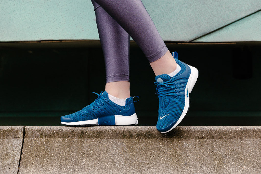 Nike Air Presto WMNS in Industrial Blue available to buy at Soleheaven now