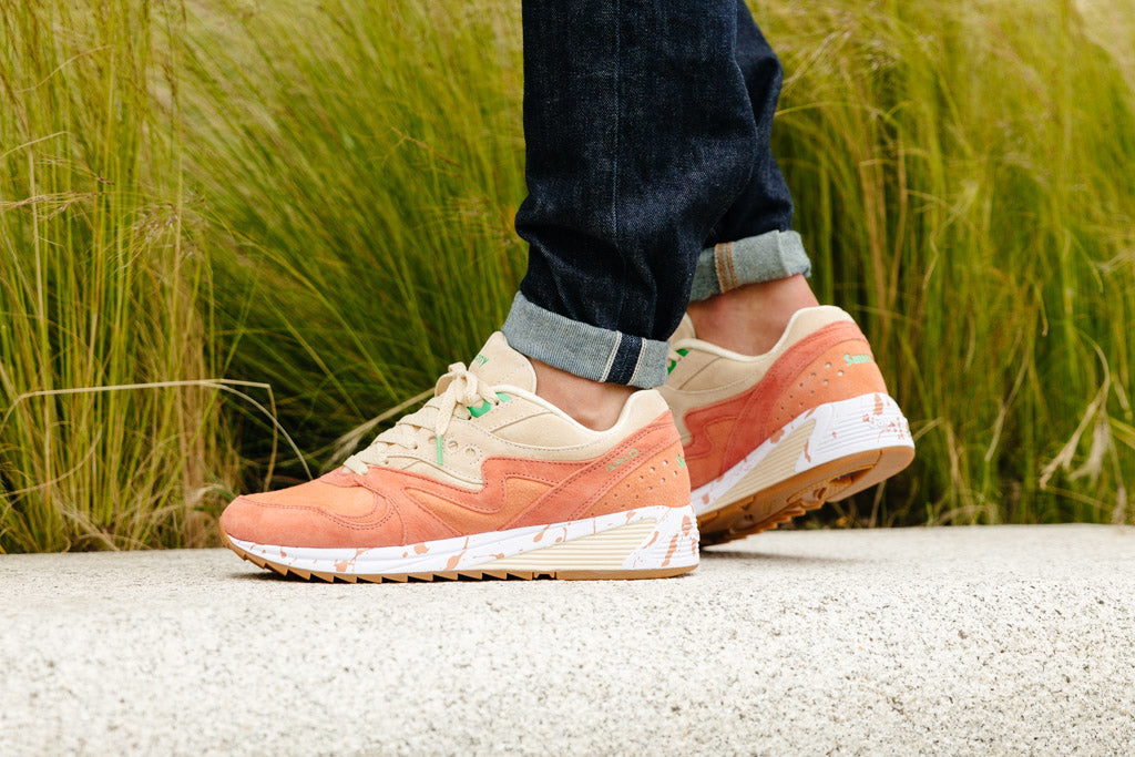 Saucony Grid 8000 Available form Soleheaven NOW