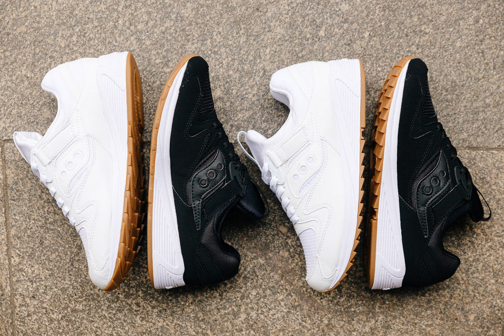 Saucony 8500 available NOW with SOLEHEAVEN