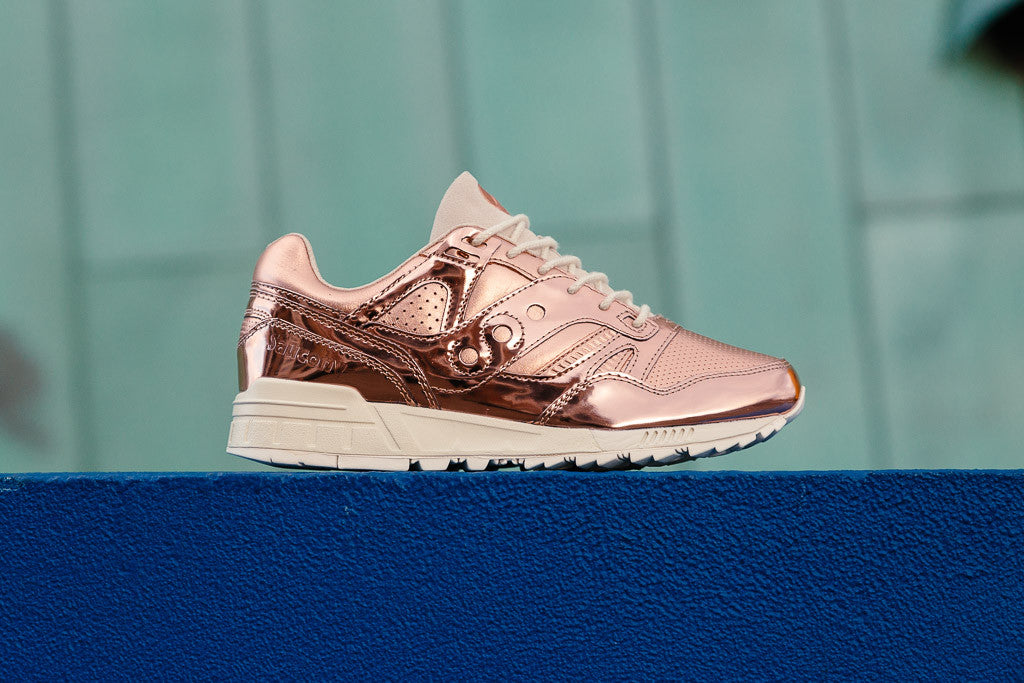 Saucony GRID SD 'Ether' in Rose Gold is available to Buy at Soleheaven