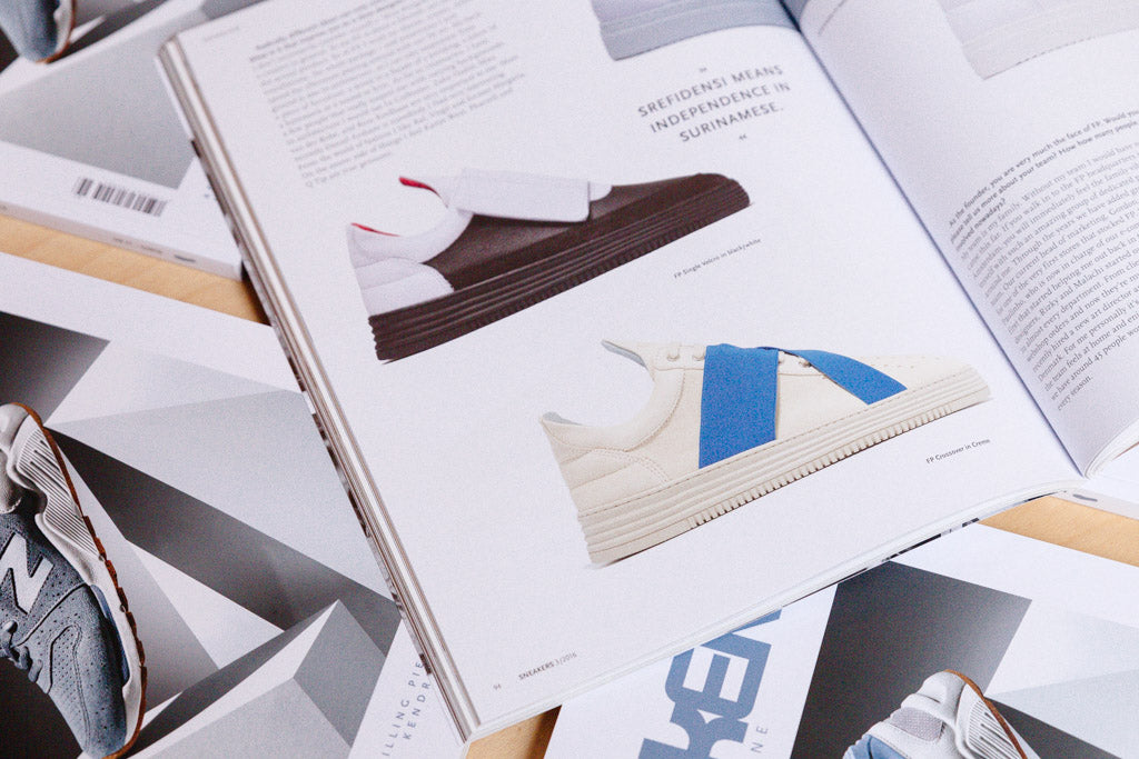 Snéakers Magazine Issue 31 available NOW from Soleheaven.