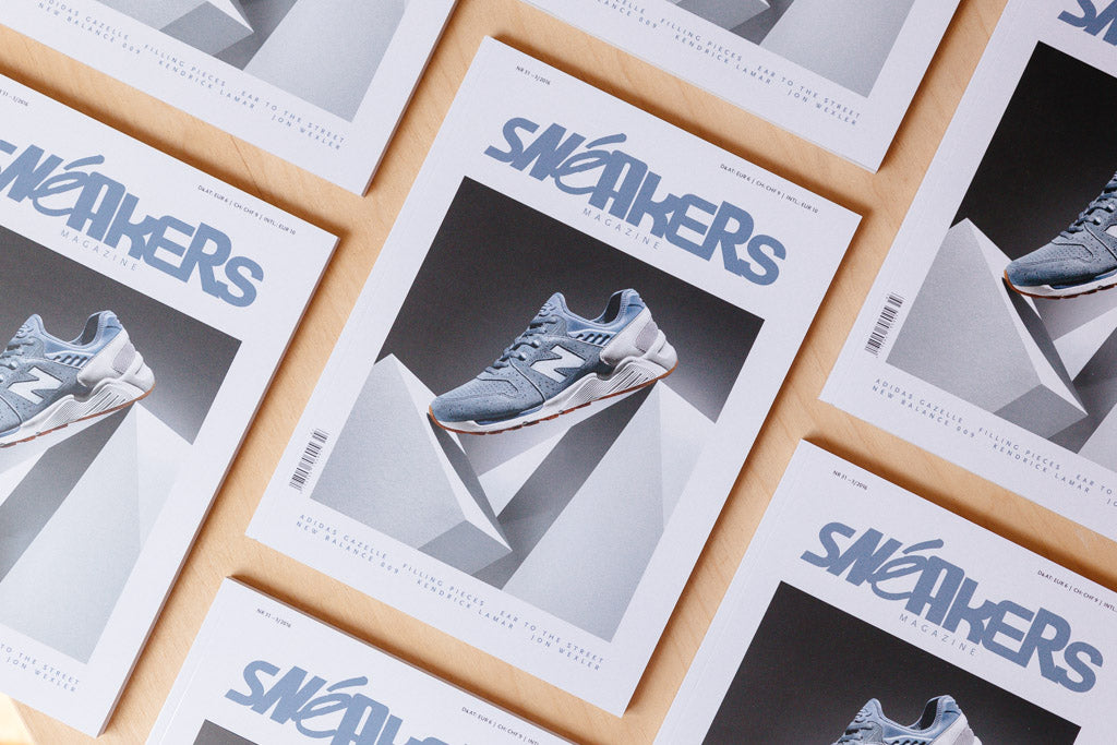 Sneakers Magazine Issue 31 available NOW