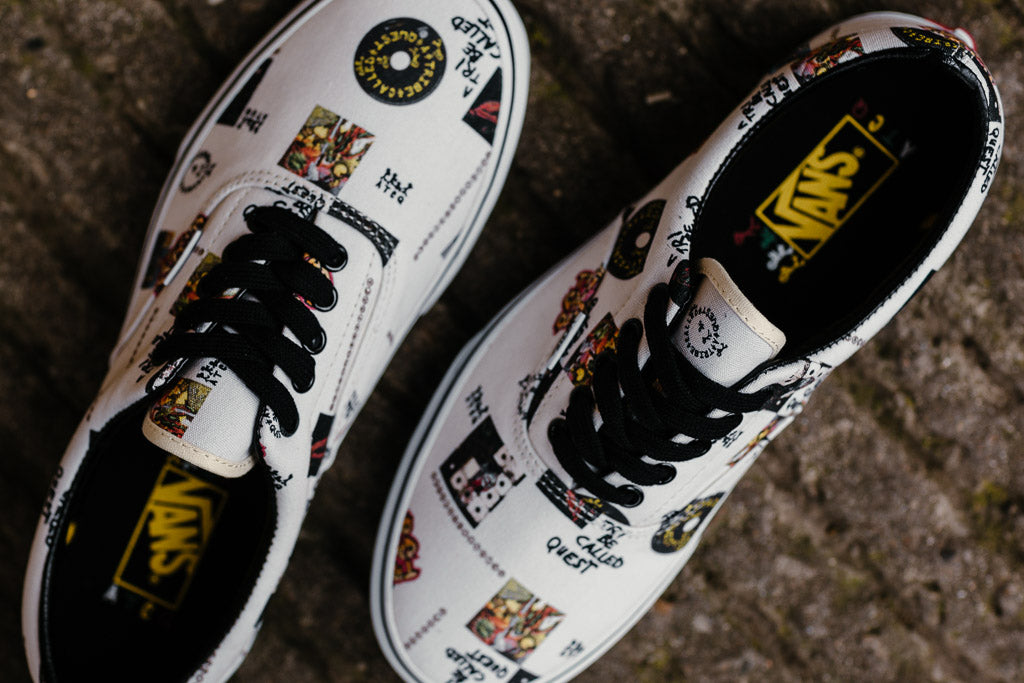 VANS X A TRIBE CALLED QUEST AVAILABLE AT SOLEHEAVEN.COM