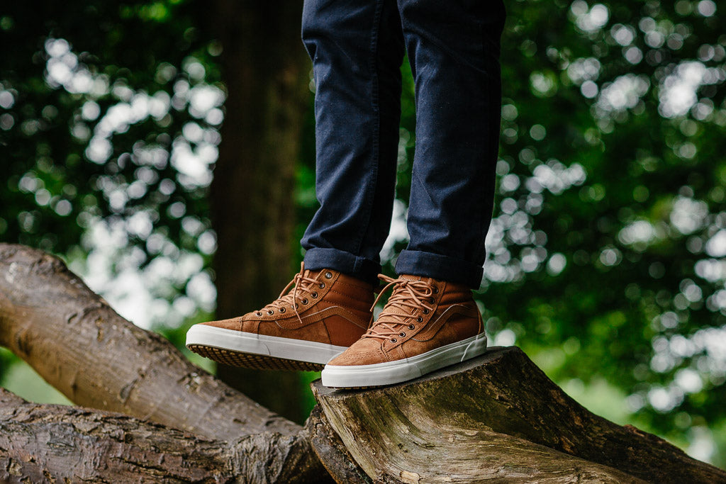 997ccd1d44 The Mountain Edition Sk8-Hi s Keep You Equipped For Every Terrain ...
