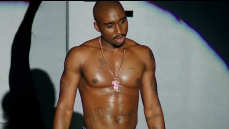 Tupac Shakur Biopic 'All Eyez On Me'