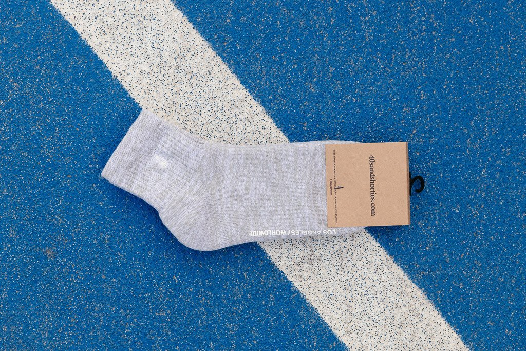 40s & Shorties Half Sock 2 Pack Speckle HLFSS17