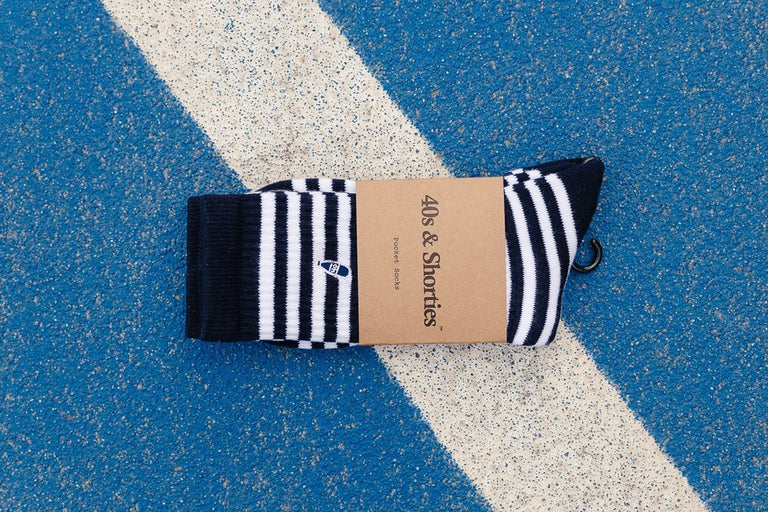 40s & Shorties 'Jackson' Pocket Sock JKSN17