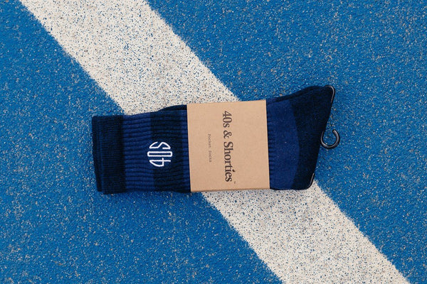 40s & Shorties 'Wright' Pocket Socks WRTS17