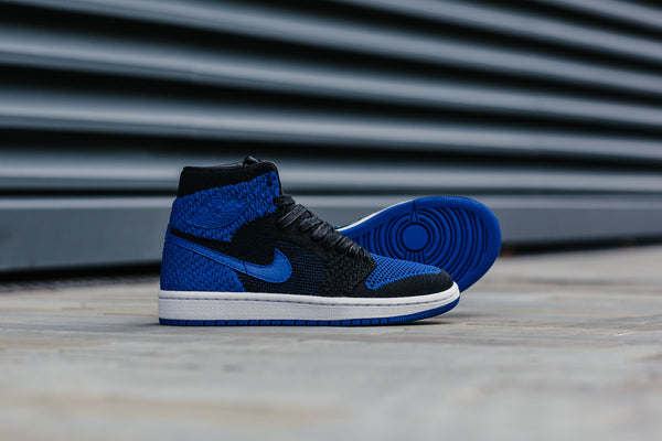 Air Jordan 1 Retro High Flyknit GS 'Royal' 919702-006, Basketball, Air Jordan - SOLEHEAVEN