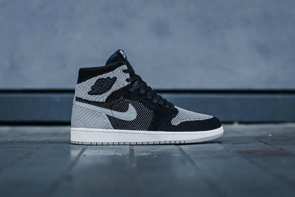 Air Jordan 1 Retro High Flyknit 'Shadow' 919704-003