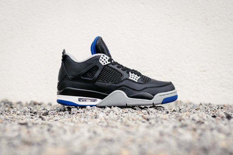 "Air Jordan IV 308497-006 ""Alternate Motorsport"""