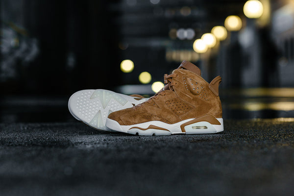 Air Jordan 6 Retro 'Wheat' 384664-705, Basketball, Air Jordan - SOLEHEAVEN