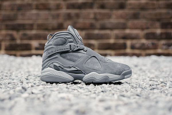 Air Jordan 8 Retro 'Cool Grey' 305381-014, Basketball, Air Jordan - SOLEHEAVEN