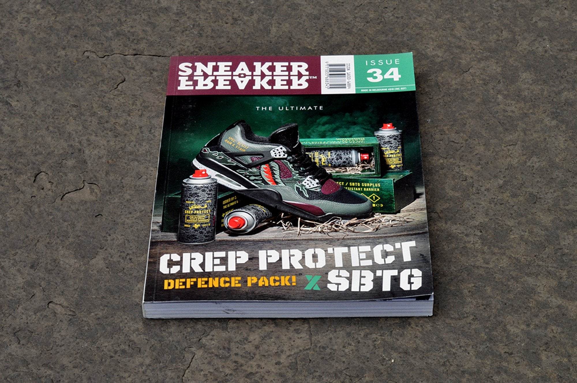 Sneaker Freaker Magazine 'Issue 34' - soleheaven digital - 1