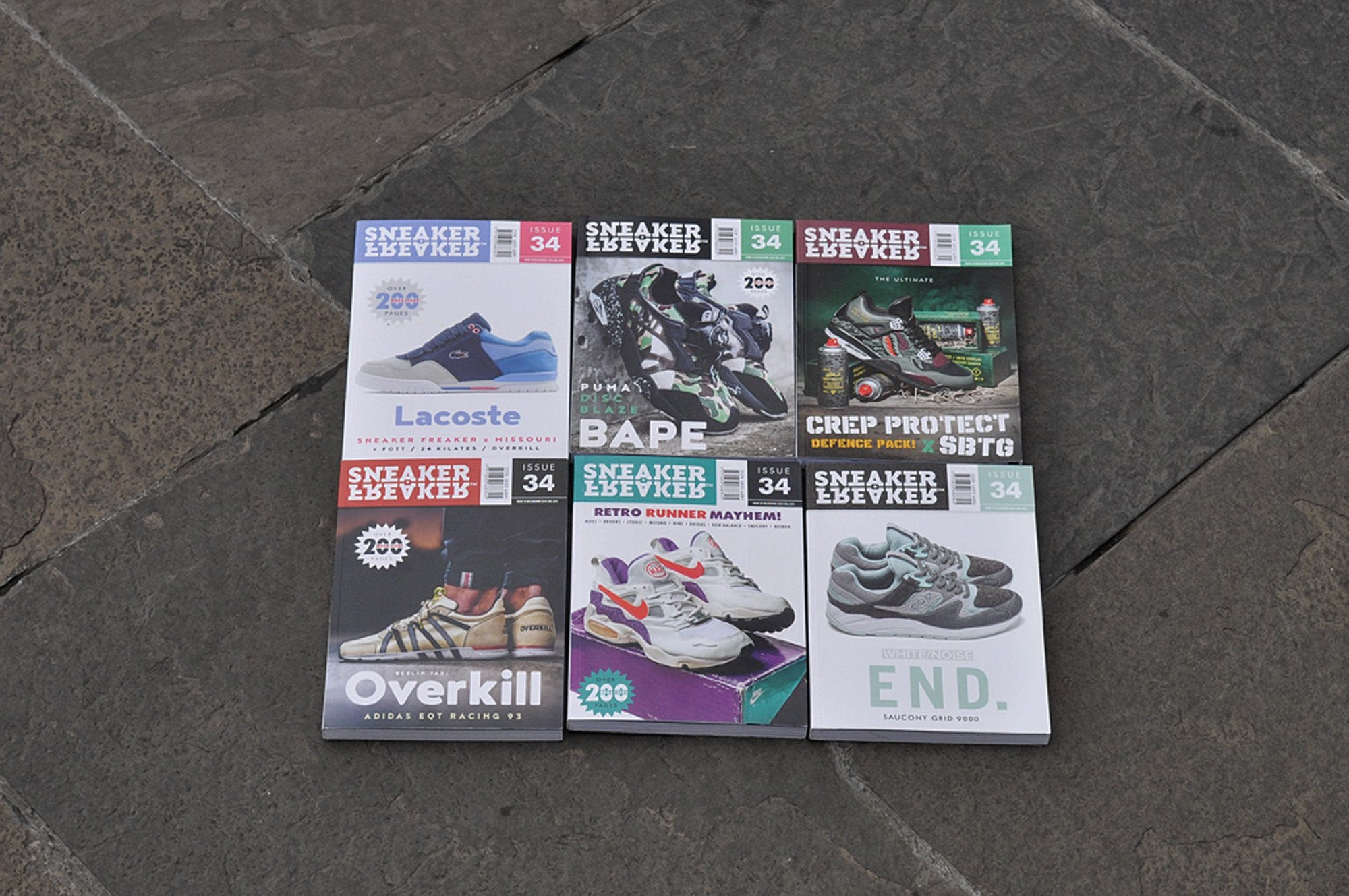 Sneaker Freaker Magazine 'Issue 34' - soleheaven digital - 4