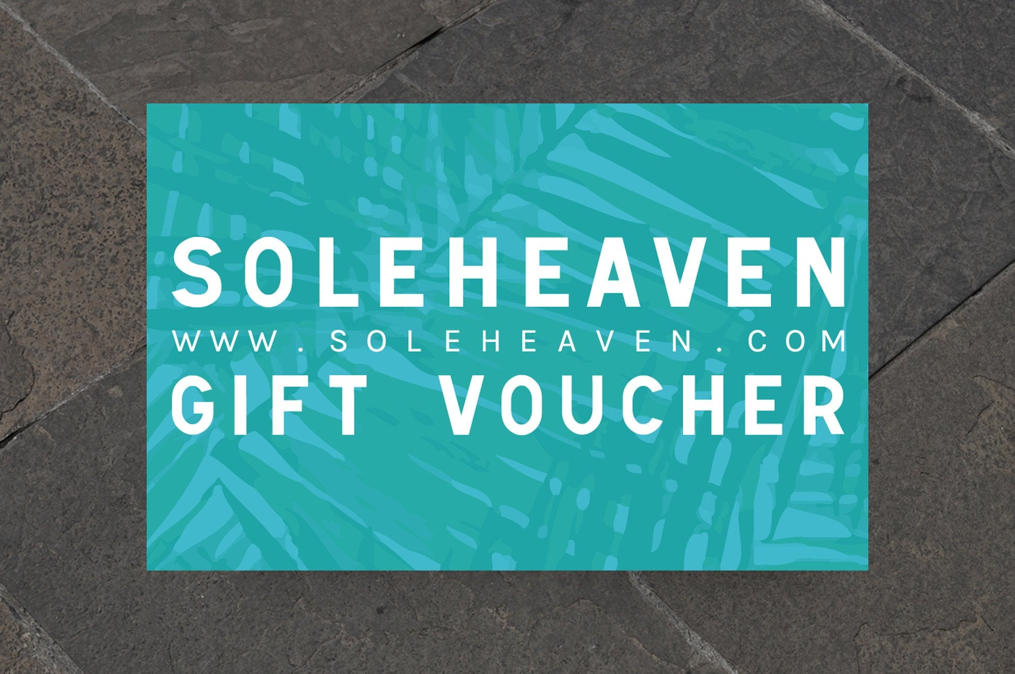 Gift Card - soleheaven digital