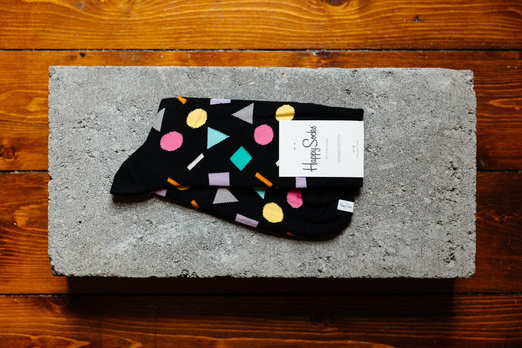 Happy Socks Play PLA01-9000 - soleheaven digital - 1