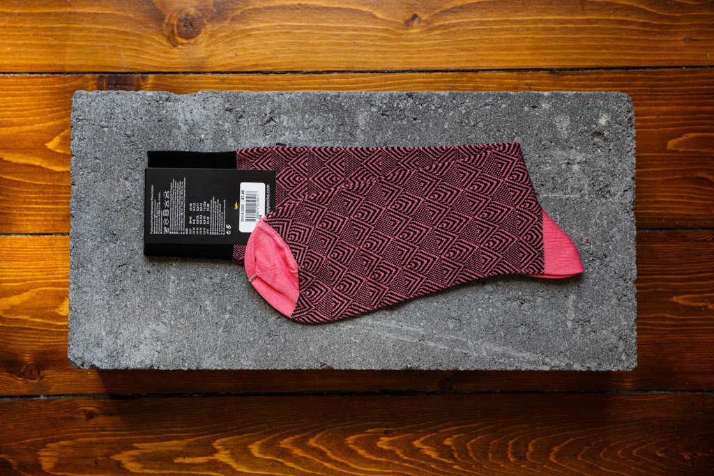 Happy Socks Dressed 'Divided Herringbone' DIH34-3000 - soleheaven digital - 2