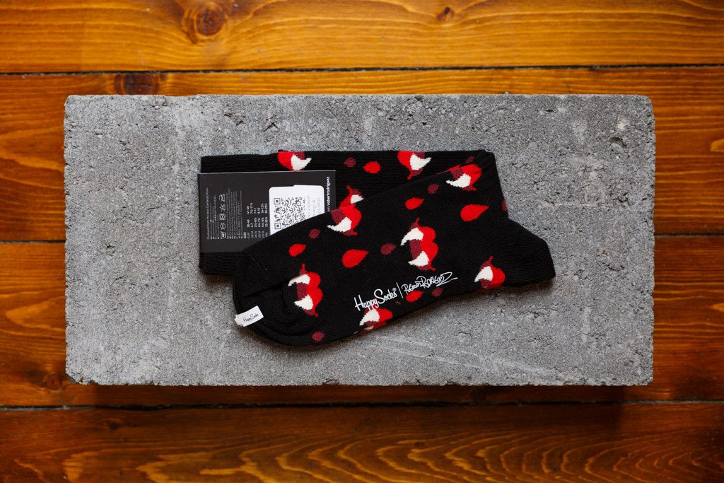 Happy Socks X Roberto Rodriguez 'Fangs & Blood' - soleheaven digital - 2