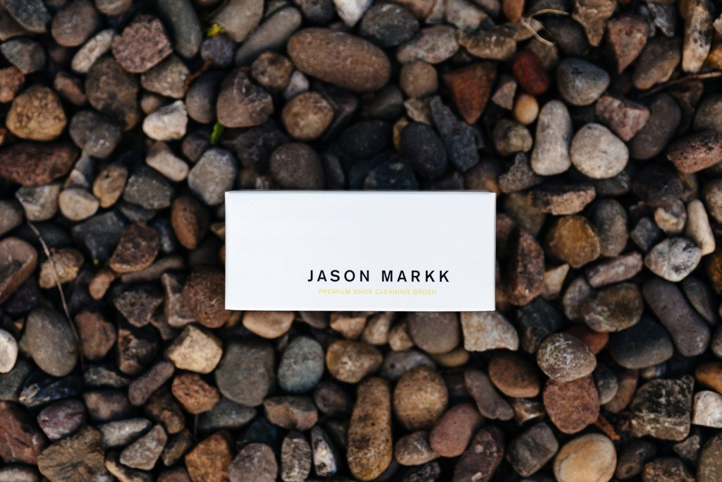 Jason Markk Premium Shoe Cleaning Brush - soleheaven digital - 1