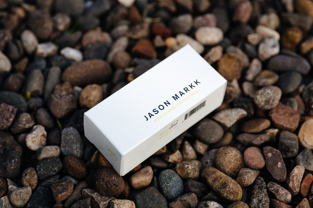 Jason Markk Premium Shoe Cleaning Brush - soleheaven digital - 2