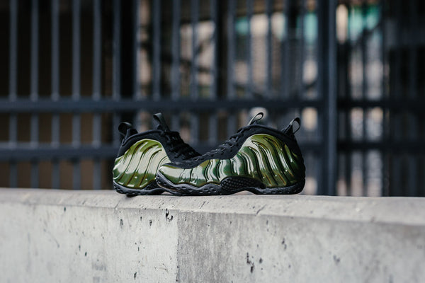 Nike Air Foamposite One 'Legion Green' 314996-301, Basketball, Nike - SOLEHEAVEN
