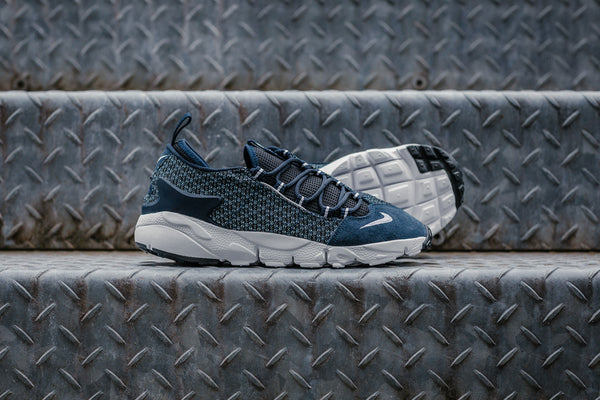 Nike Air Footscape NM Jacquard 898007-400, Running, Nike - SOLEHEAVEN