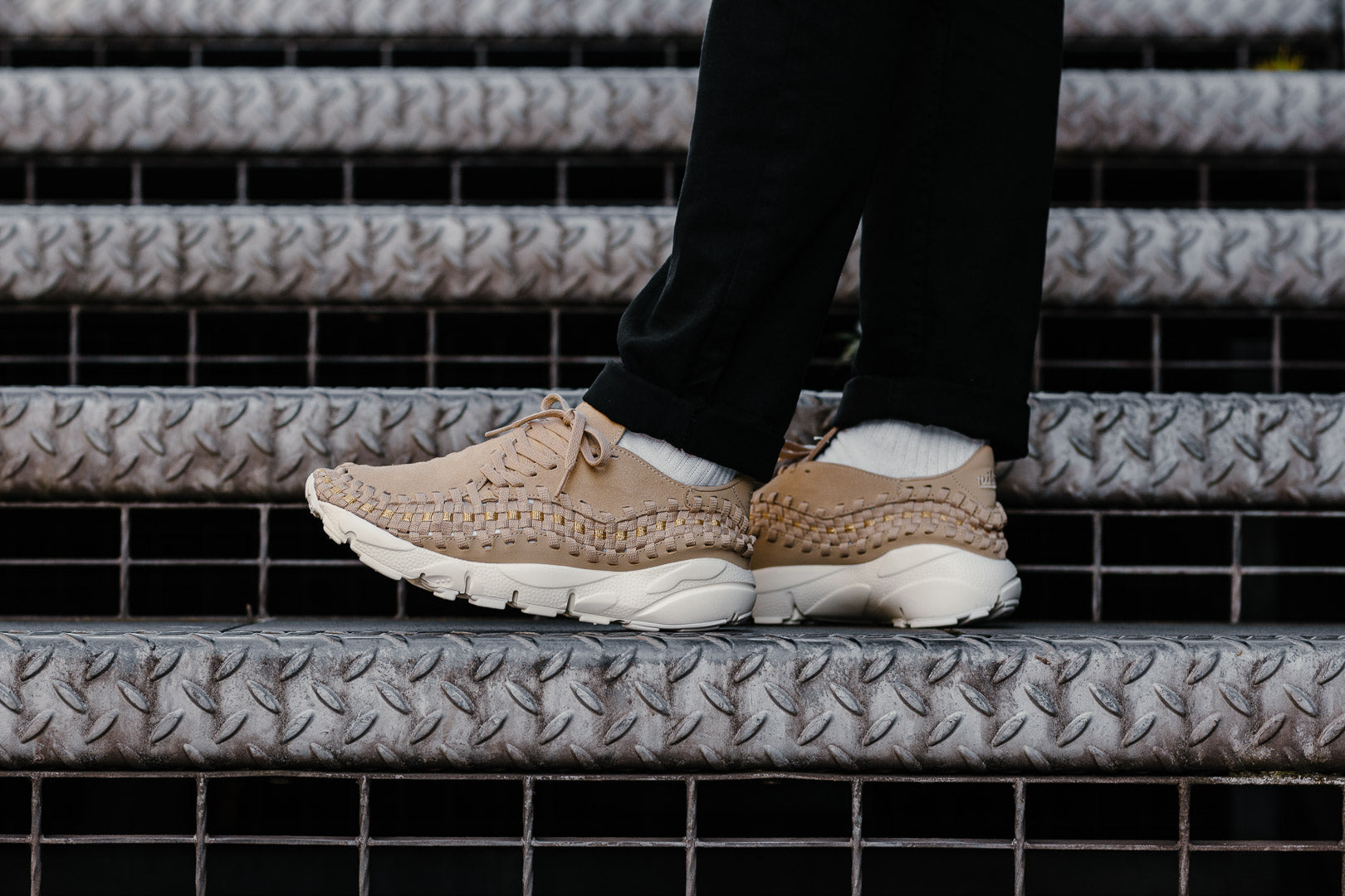 Nike Air Footscape Woven WMNS 917698-200, Running, Nike - SOLEHEAVEN