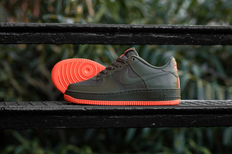 Saluting With The Nike Air Force 1 LV8 VT