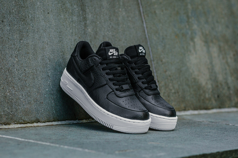 Nike Air Force 1 Upstep WMNS 917588-001, Basketball, Nike - SOLEHEAVEN