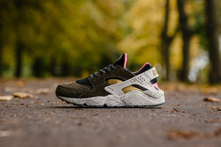 separation shoes 36535 cb80c nike air huarache run premium