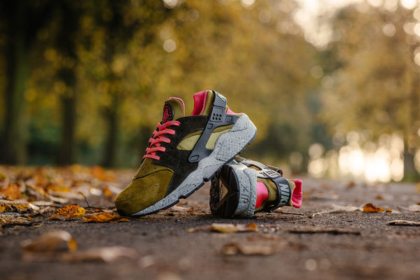 Nike Air Huarache Run Premium 704830-302