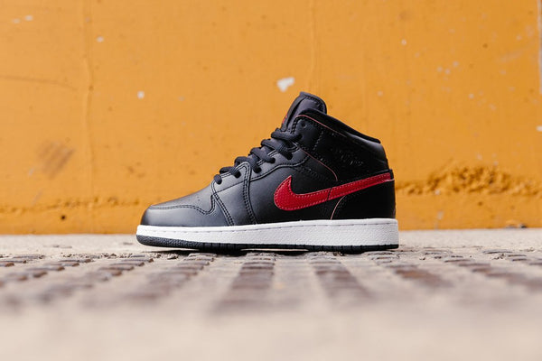 Air Jordan 1 Mid GS 554725-009 - soleheaven digital - 1